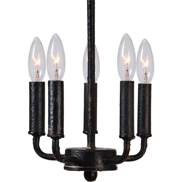 Mandell Iron Light Pendant