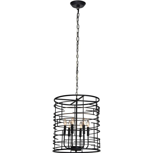Hulton Iron Light Pendant