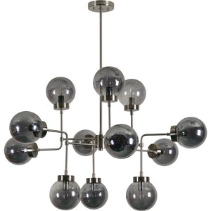 Domenico Iron Light Pendant - taylor ray decor