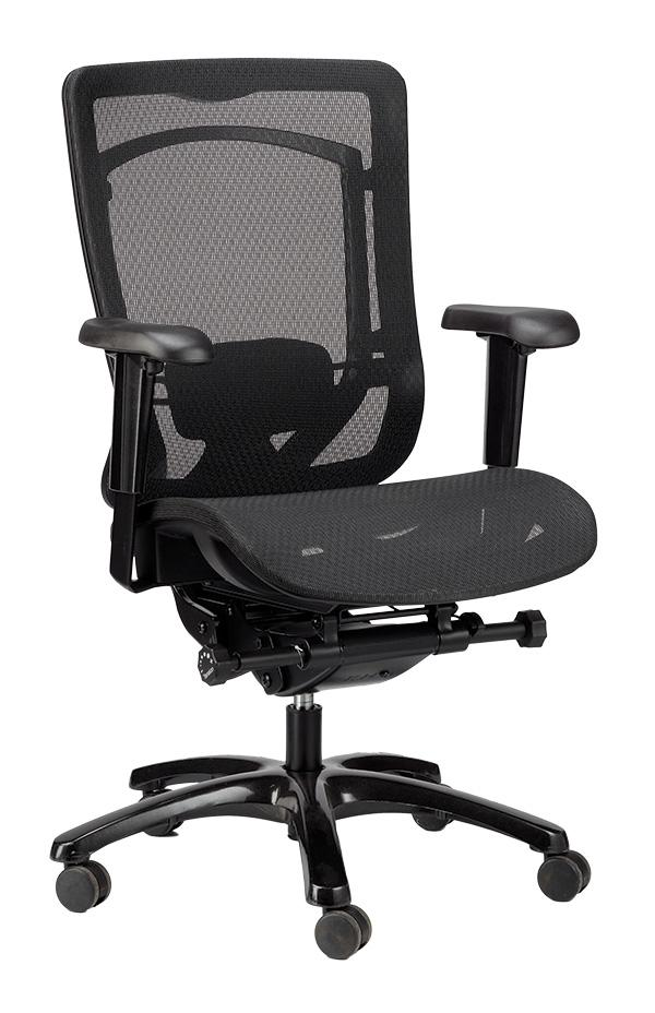 Monterey Mesh High Back Executive Chair