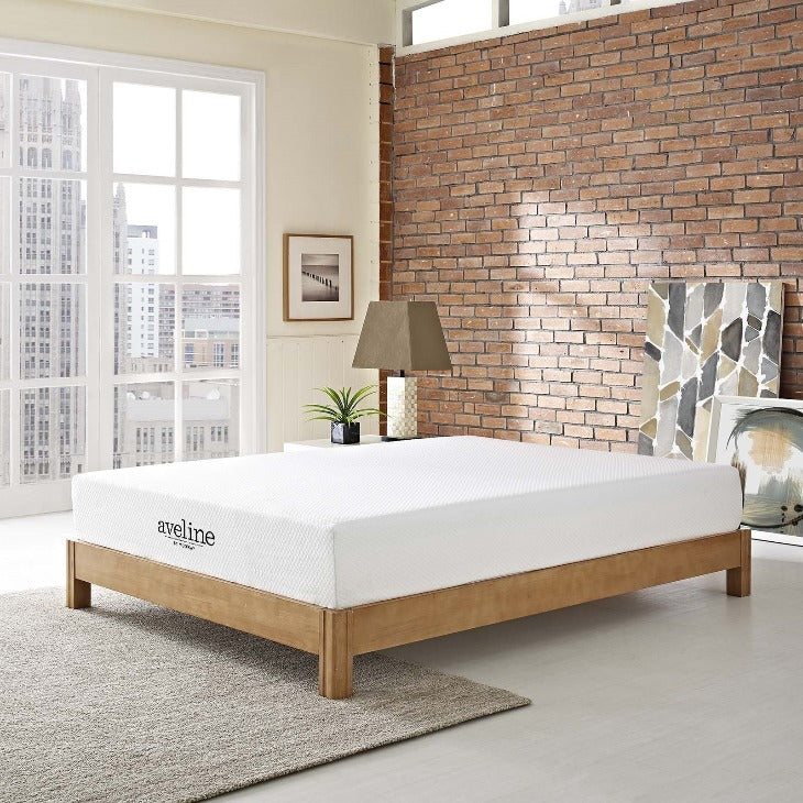 "Aveline 10"" Thick Queen Mattress - taylor ray decor"