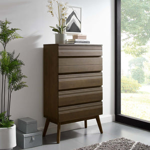 Everly Modern Wood Chest of Drawers - taylor ray decor