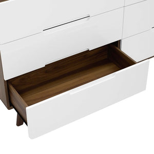 Origin Six-Drawer Dresser or Console - taylor ray decor