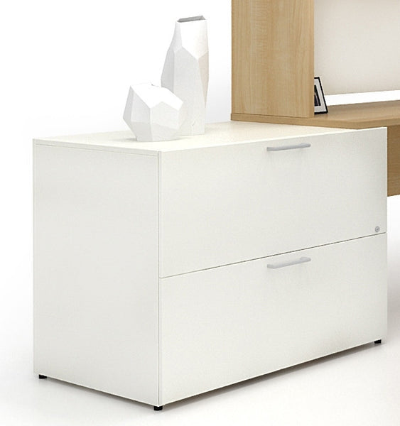 Contemporary Affordable Lateral file unit