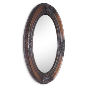 Cherry Chelsea Oval Mirror - taylor ray decor