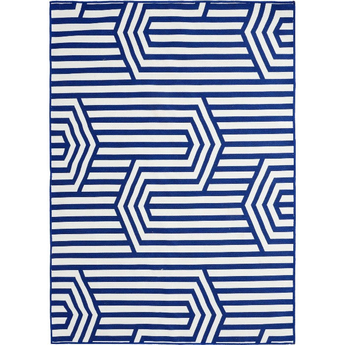 Bluebell Hand Woven Outdoor Rug - taylor ray decor
