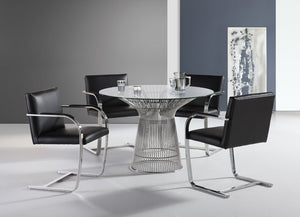 "Santana 55"" Round Conference/Dining Table"