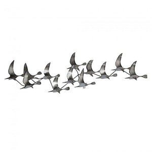 Murmuration Iron Wall Art - taylor ray decor