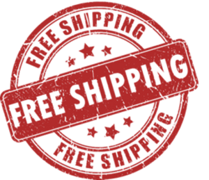 FREE SHIPPING via Ground Parcel in the Contiguous USA