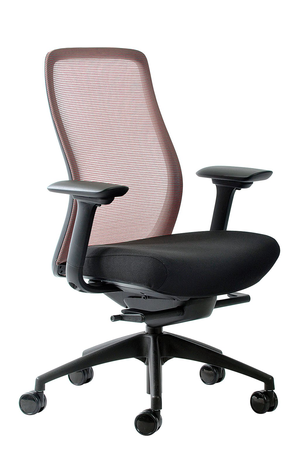 Vera Mesh Back Fabric Seat Executive Chair