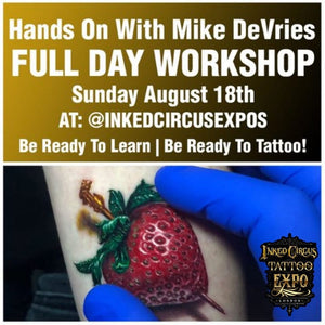 Hands On w/ Mike DeVries