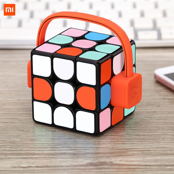 🎲 Intelligent Super Rubik's Cube - with Fun Bluetooth Connected App! 🎲