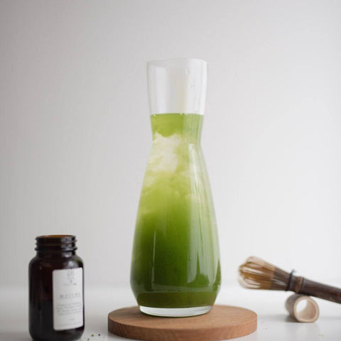 How To Cold Brew Matcha Tea