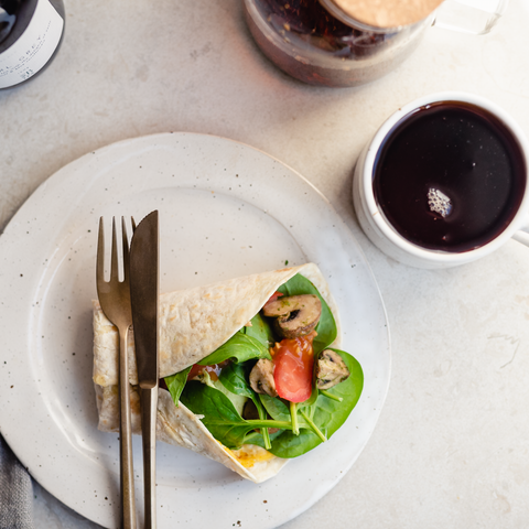 Breakfast wrap | Breakfast Recipe