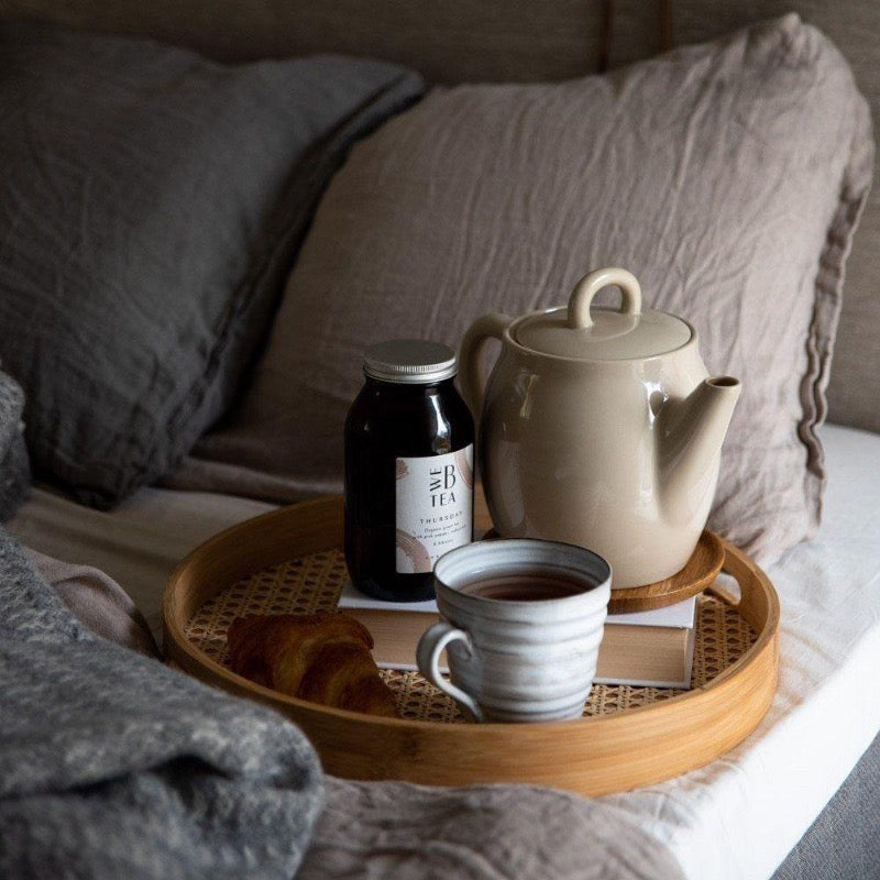 Tea in the bed