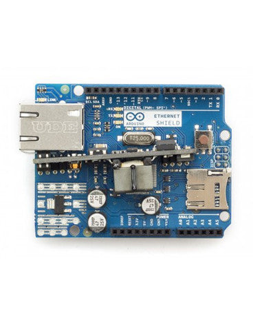 Arduino Ethernet Shield Rev3 (配備 PoE)