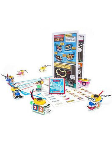 Make: BrushBot Party Pack