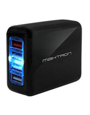 牛魔王 Maxtron MC163 4-in-1 Quick Charge 3.0 4 位旅遊 USB 充電插座