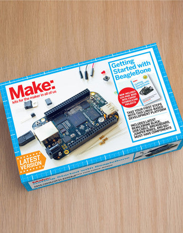 Make: Getting Started with the BeagleBone Black Kit - Version 2