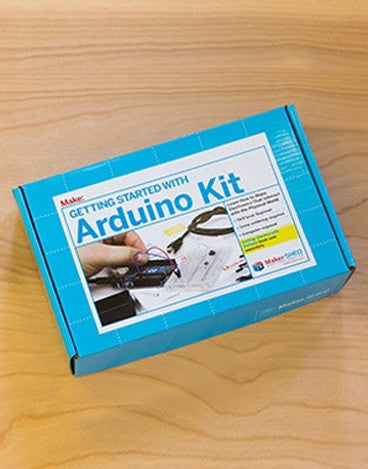 Make: Getting Started with Arduino Kit v3.0