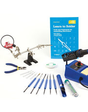 Make: Getting Started with Soldering Kit