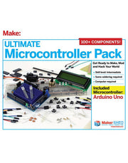 Make: Ultimate Arduino Microcontroller Pack
