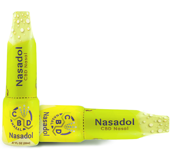 Holy Grail Hemp - Nasadol - All CBD Co