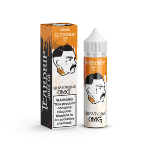 Teardrip E-Liquid - Guavarino - All CBD Co