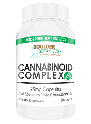 Holy Grail - Cannabinoid Complex - All CBD Co