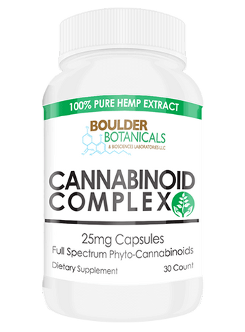 Cannabinoid Complex - All CBD Co