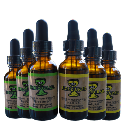 CBD Tincture 100 mg - All CBD Co