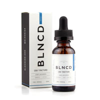 BLNCD Premium CBD Oil - CHILL - All CBD Co