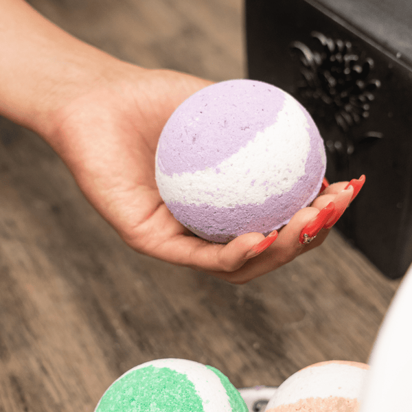 Envy CBD Bath Bomb - Serenity - All CBD Co