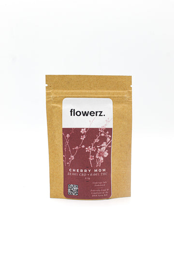 Flowerz- Cherry Mom CBD Flower