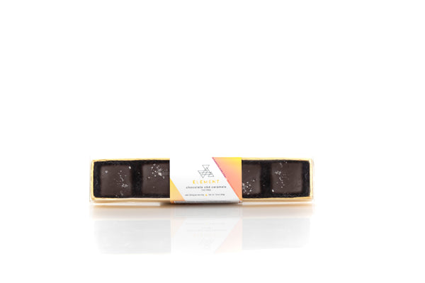 Element - Chocolate CBD Caramels 100mg 5ct - All CBD Co