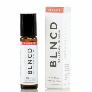 BLNCD -  CBD + Essential Oil Roll-On ELEVATE