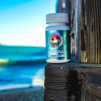 Reef Wellness Sour Blue Razz CBD Gummies - All CBD Co