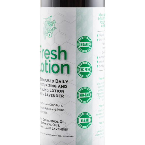 FreshLotion – CBD Lotion - All CBD Co