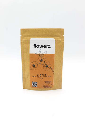 Flowerz- Lifter CBD Flower