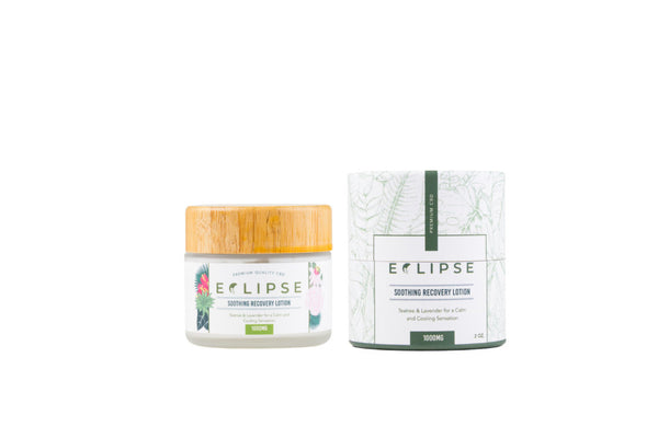 Eclipse - Soothing Recovery Lotion - All CBD Co