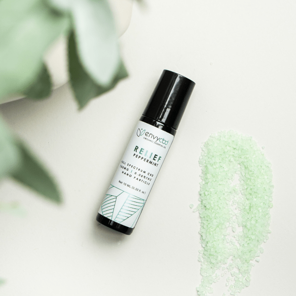 Envy CBD Relief Essential Roll-On - All CBD Co