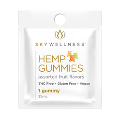 Sky Wellness - CBD Gummies