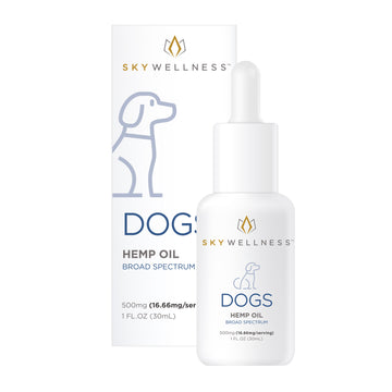 Sky Wellness - Hemp Oil Tincture For Dogs