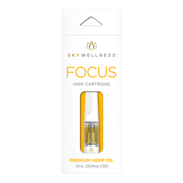Sky Wellness - Focus Vape Cartridge
