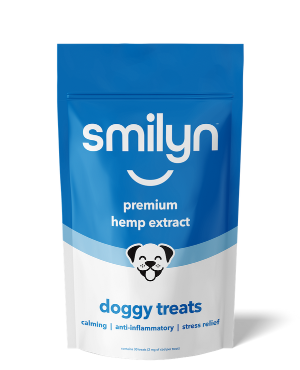 Smilyn - CBD Dog Chews - All CBD Co
