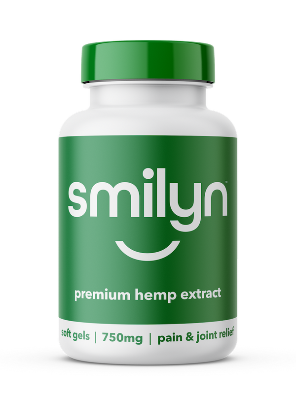 Smilyn - CBD Softgels Natural Flavor - All CBD Co.