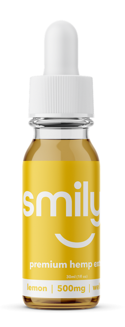 Smilyn - CBD Tincture Summer Lemon