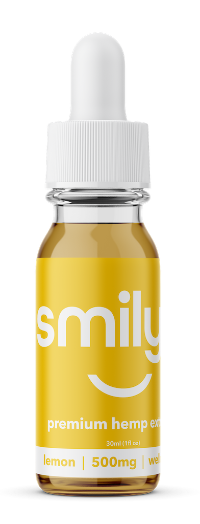 Smilyn - CBD Tincture Summer Lemon - All CBD Co