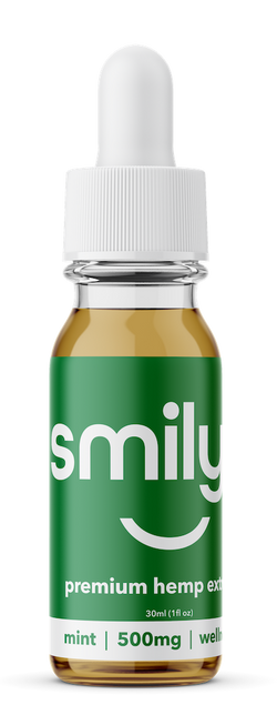 Smilyn - CBD Mint Tincture