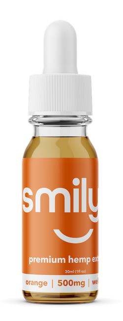 Smilyn - Orange Bliss Tincture